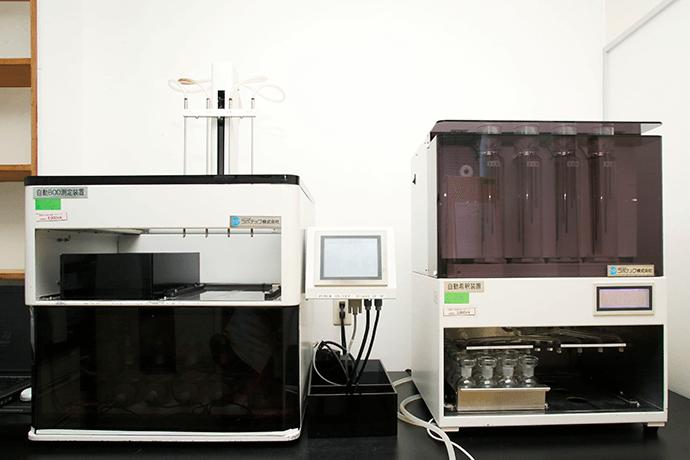 BOD自動測定装置
