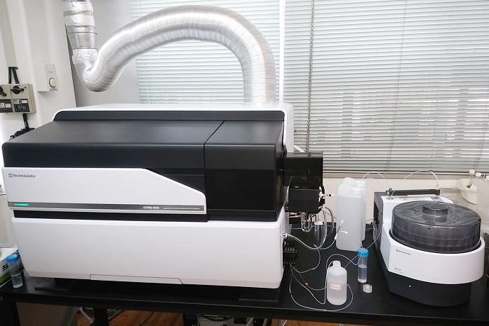 ICP-質量分析装置