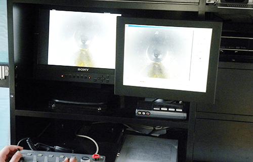 TVカメラ調査