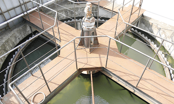 排水処理施設維持管理